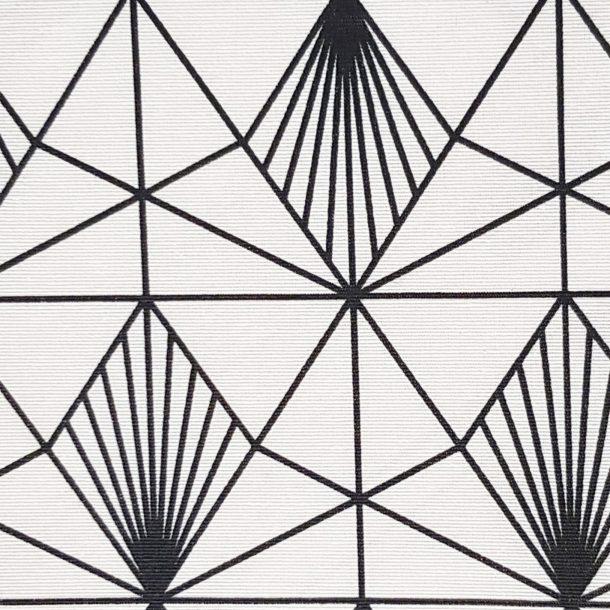 Graphique Vintage noir et blanc