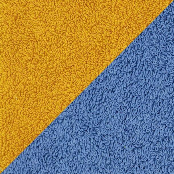 Moutarde / Bleu Jeans