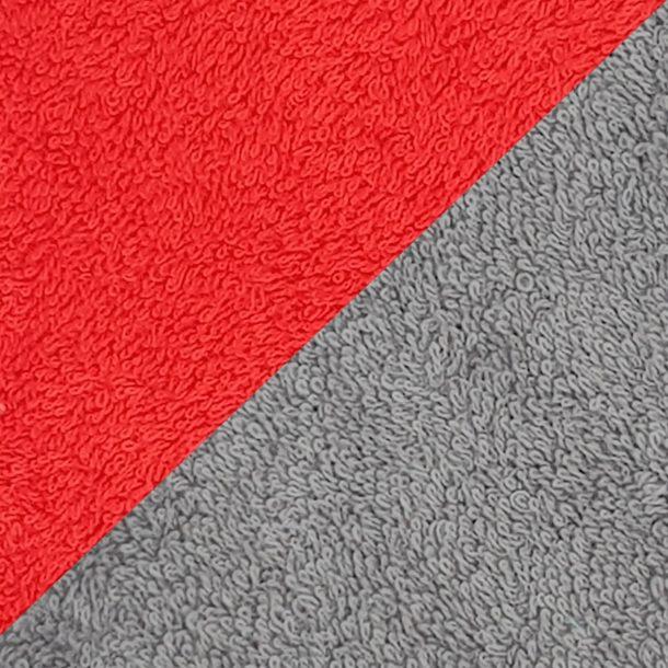 Rouge / Gris